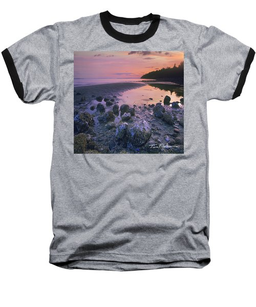 Semiahmoo Bay Baseball T-Shirt
