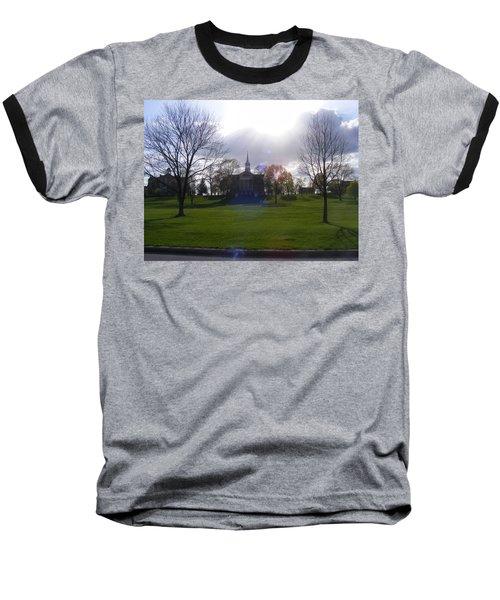 Seminary Ridge Baseball T-Shirt