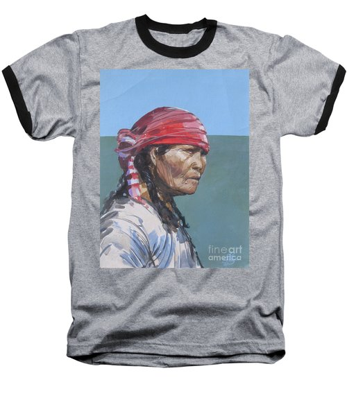 Seminole 1987 Baseball T-Shirt by Bob George