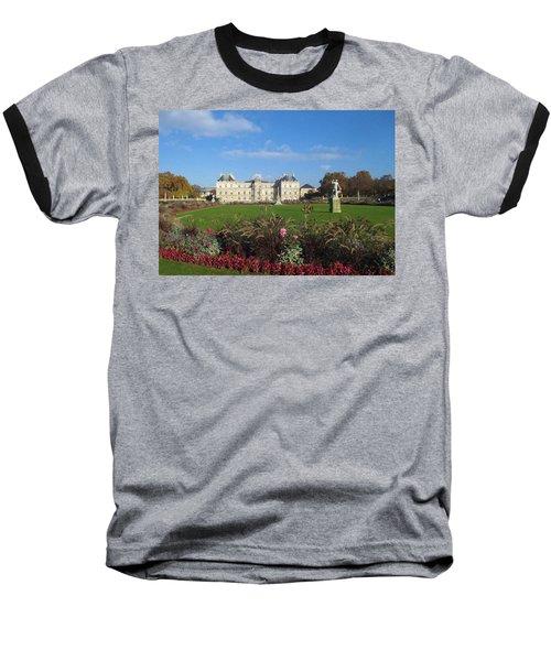 Senate From Jardin Du Luxembourg Baseball T-Shirt