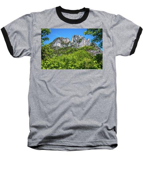 Seneca Rocks Baseball T-Shirt