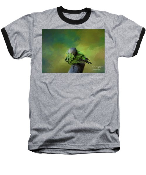 Senegal Parrot Baseball T-Shirt