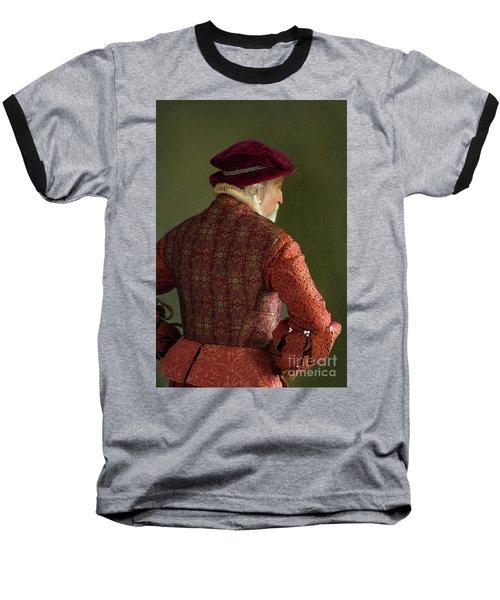 Senior Tudor Man Baseball T-Shirt