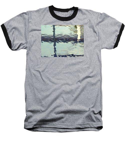 Sensing The Water Baseball T-Shirt