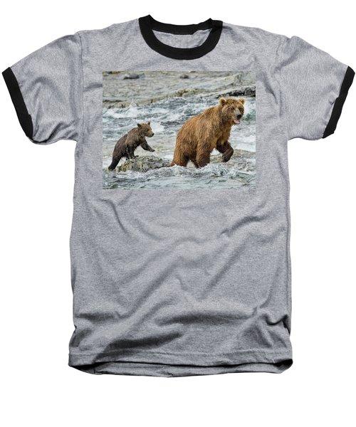 Sensing Danger Baseball T-Shirt