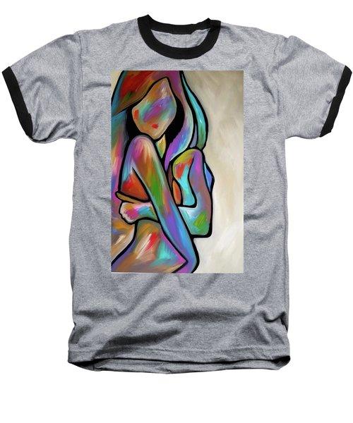 Sensual Calm Baseball T-Shirt