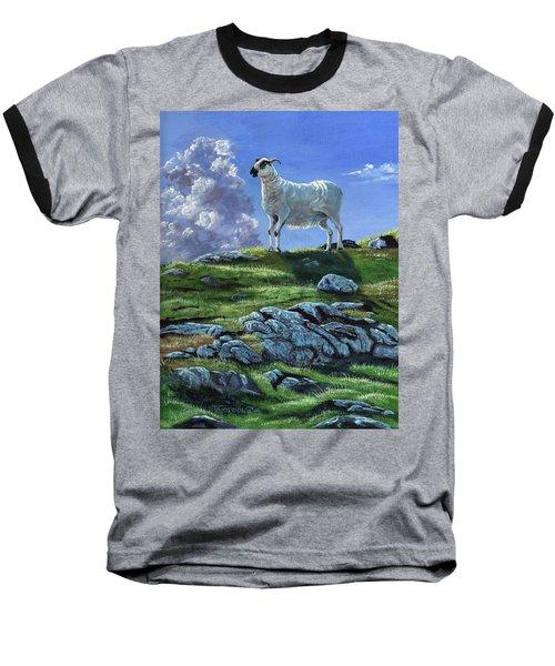 Sentinal Of The Highlands Baseball T-Shirt