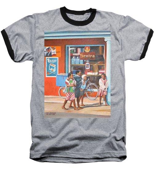 Sentra Baseball T-Shirt