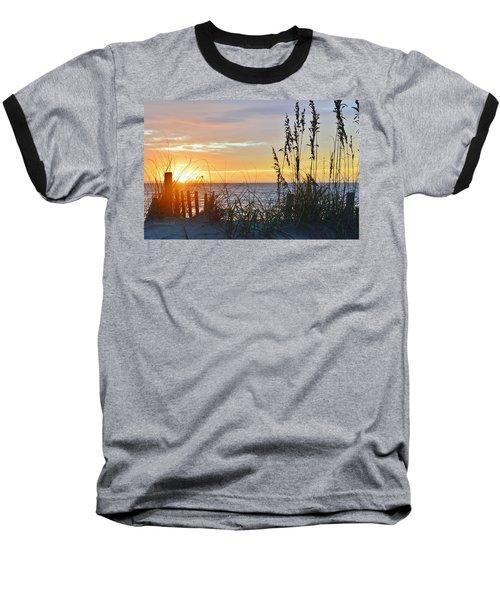 September 27th Obx Sunrise Baseball T-Shirt