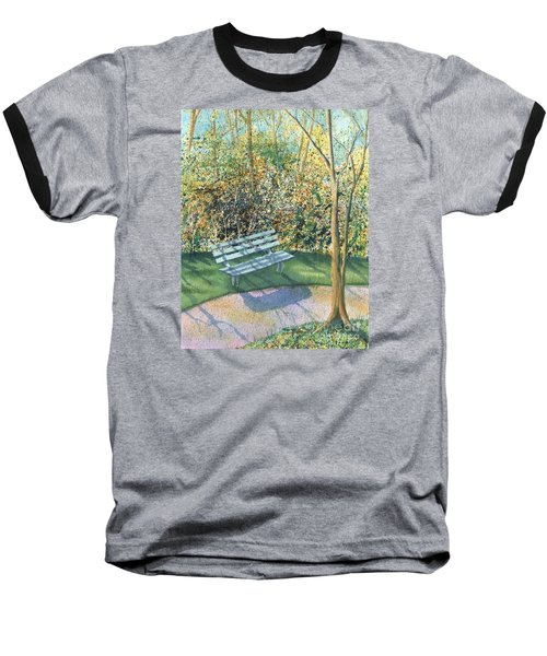 September Afternoon Baseball T-Shirt