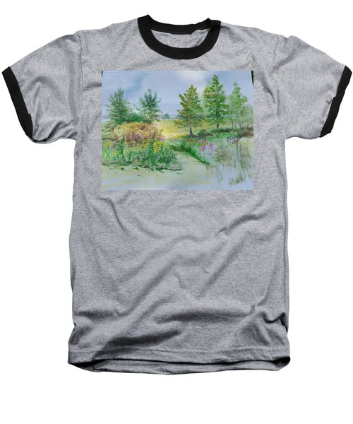 September At Kickapoo Creek Park Baseball T-Shirt