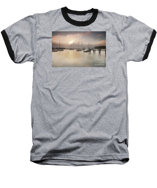 September Fog Baseball T-Shirt
