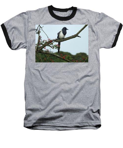 September Magpie Baseball T-Shirt