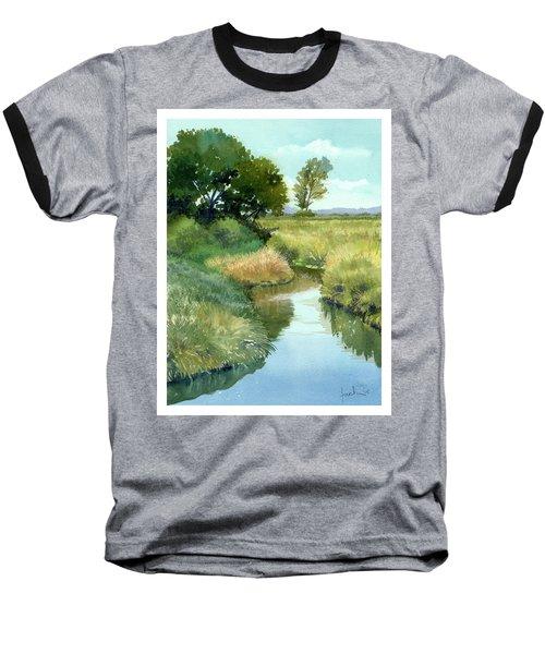 September Morning, Allen Creek Baseball T-Shirt