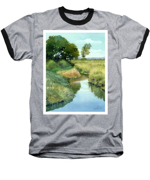 September Morning, Allen Creek Baseball T-Shirt