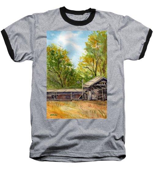 September Song Baseball T-Shirt