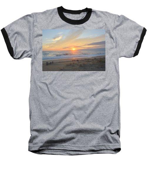 September Sunrise  30 Baseball T-Shirt