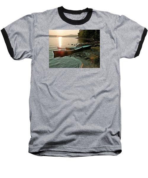 September Sunrise On Flagstaff Baseball T-Shirt