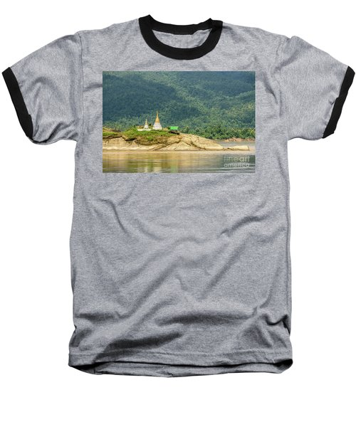Baseball T-Shirt featuring the photograph September by Werner Padarin