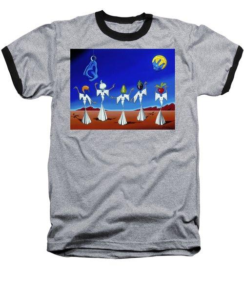 Serenade Of The Sisters Baseball T-Shirt