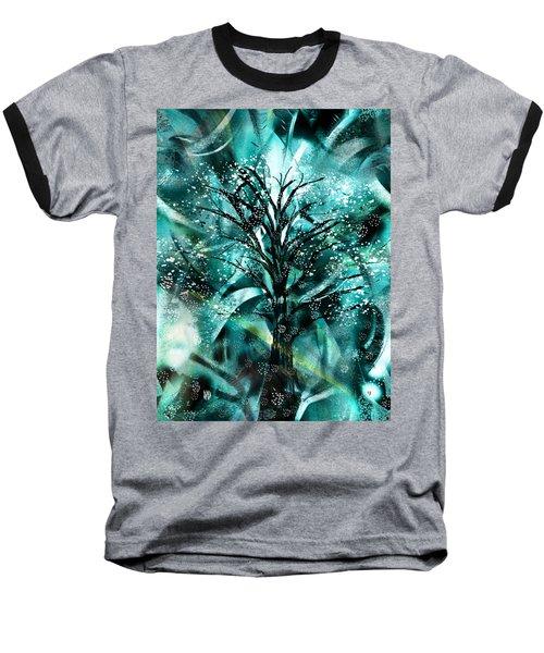 Rising Expression Baseball T-Shirt