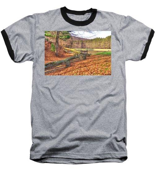 Serene Lake Baseball T-Shirt