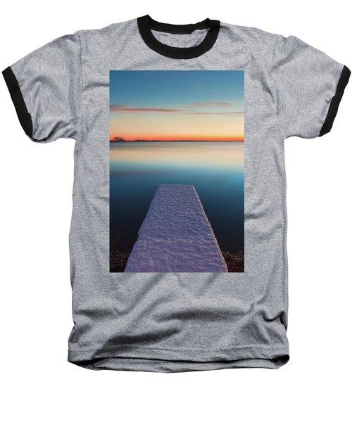 Serene Morning Baseball T-Shirt