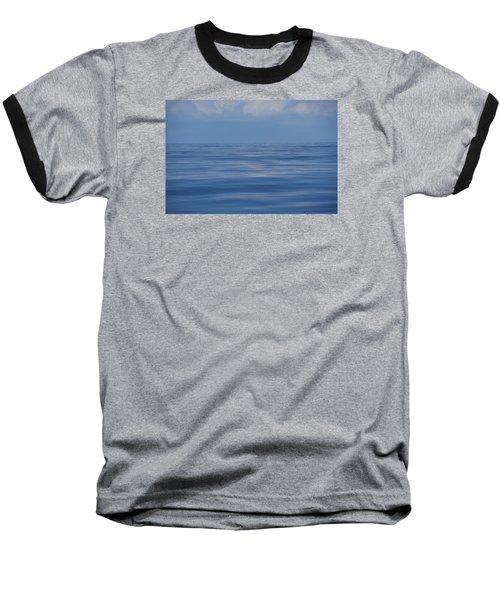 Serene Pacific Baseball T-Shirt