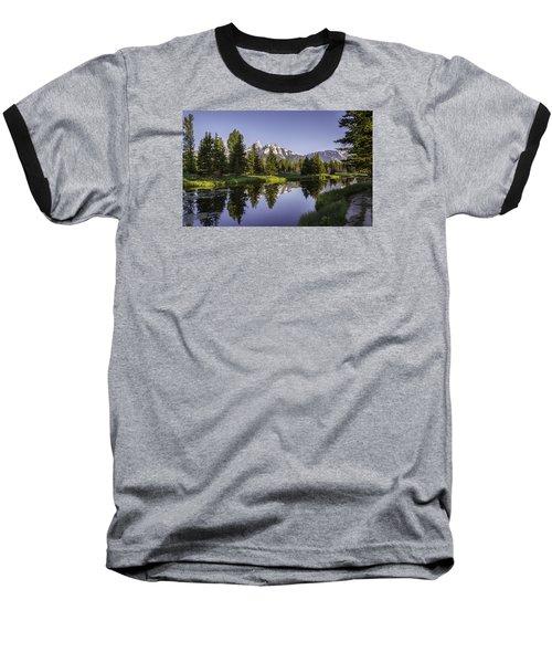 Serene Schwabachers Baseball T-Shirt