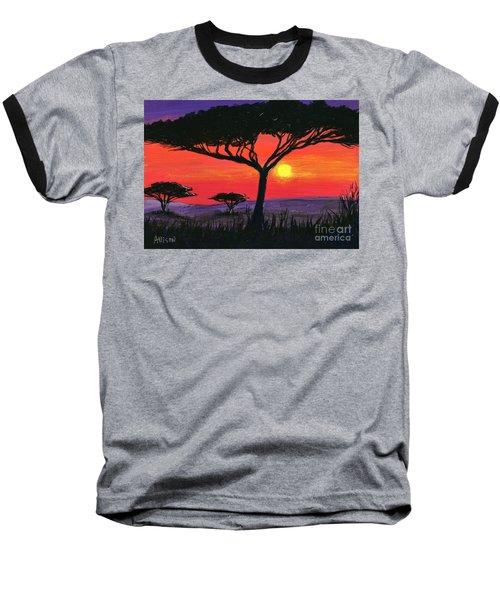 Kalahari  Baseball T-Shirt