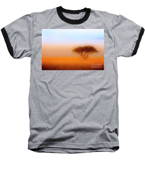 Serengeti Baseball T-Shirt
