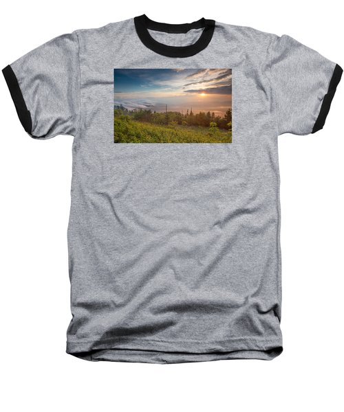 Serenity Baseball T-Shirt by Doug McPherson