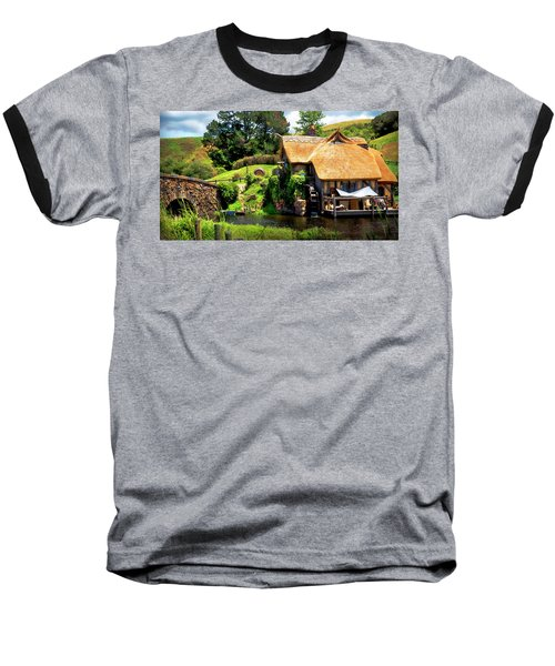 Serenity In The Shire Baseball T-Shirt