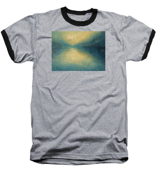 Baseball T-Shirt featuring the painting Serenity by Jane See