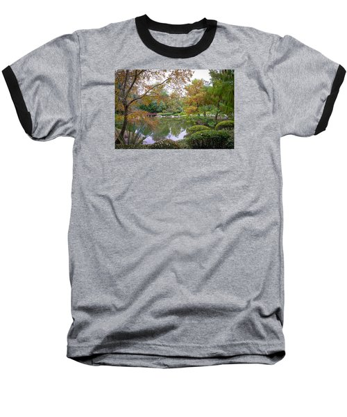 Baseball T-Shirt featuring the photograph Serenity by Keith Hawley