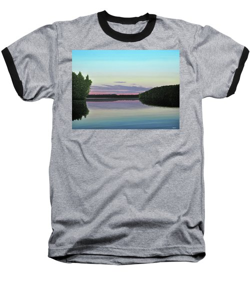 Serenity Skies Baseball T-Shirt