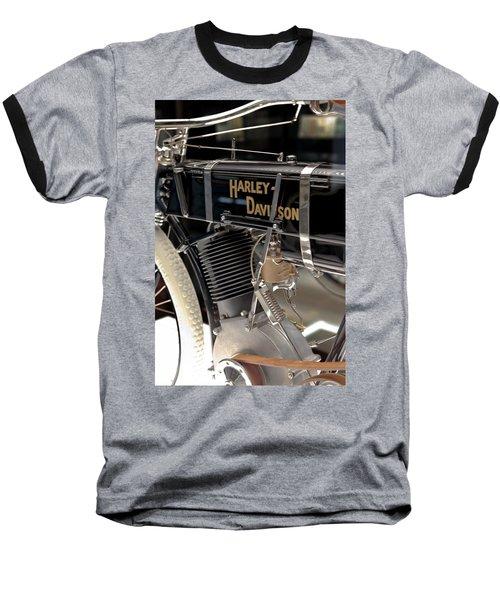 Serial Number One Baseball T-Shirt
