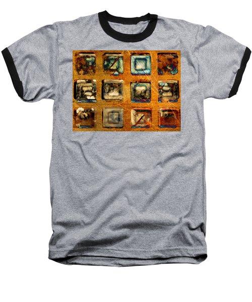 Serial Variation Baseball T-Shirt