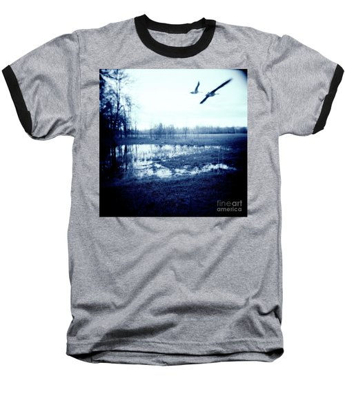 Series Wood And Water 3 Baseball T-Shirt