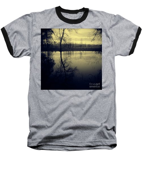 Series Wood And Water 5 Baseball T-Shirt