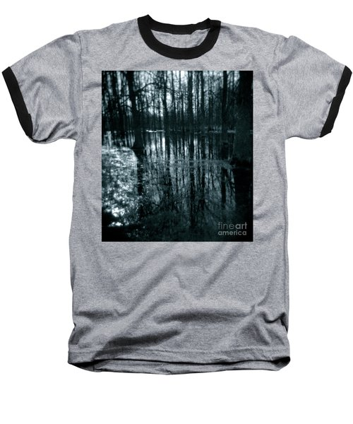 Series Wood And Water 7 Baseball T-Shirt