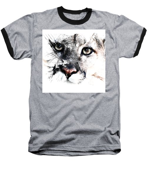 Seriously Cougar Baseball T-Shirt