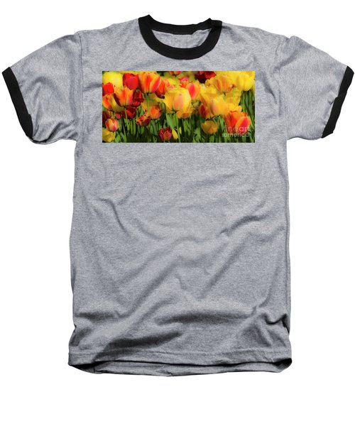 Baseball T-Shirt featuring the photograph Seriously Spring by Wendy Wilton