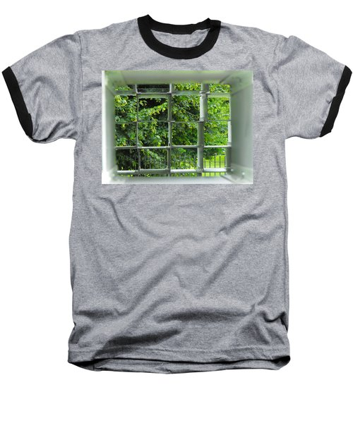 Serpentine Pavilion 03 Baseball T-Shirt