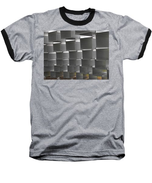 Serpentine Pavilion 12 Baseball T-Shirt