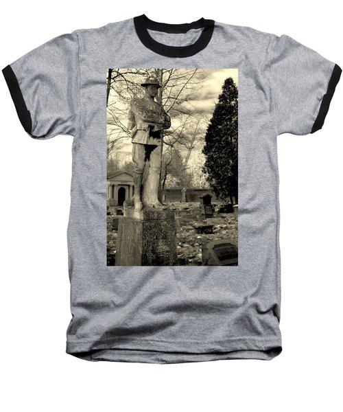 Serviceman Baseball T-Shirt