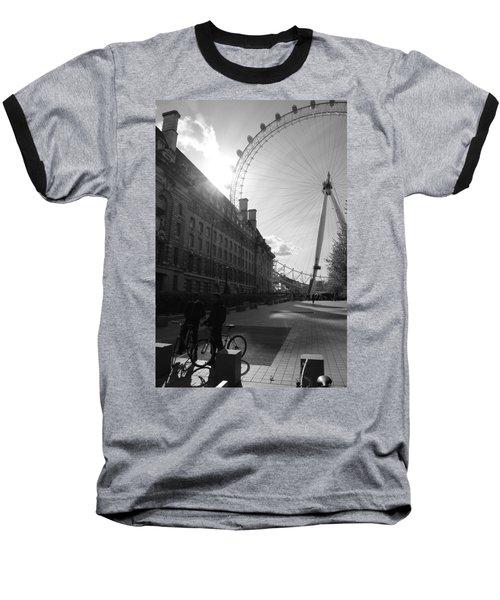 Set Of Wheels Baseball T-Shirt