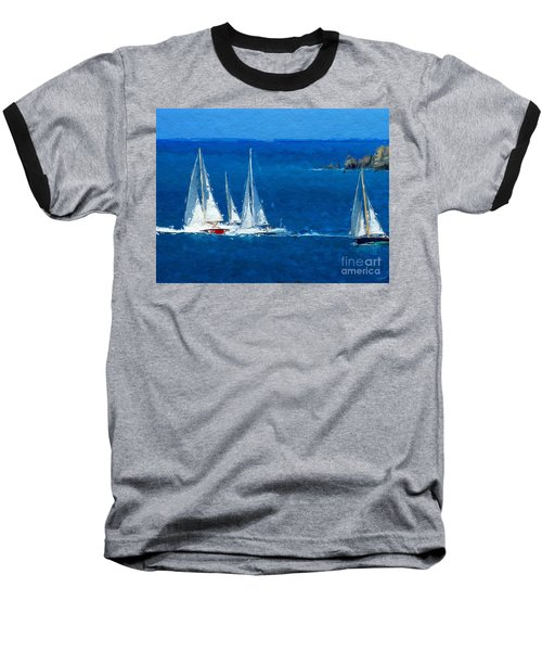 Set Sail Baseball T-Shirt