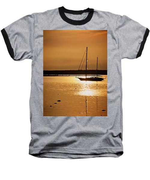Setting Sun II Baseball T-Shirt
