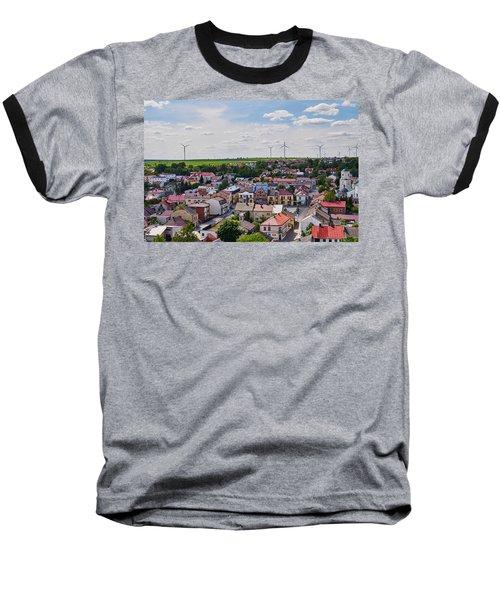 Settlers Baseball T-Shirt